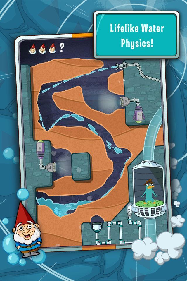 Where's My Perry? screenshot #11