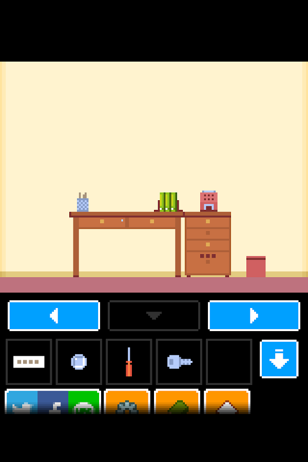 Tiny Room - room escape game -- screenshot