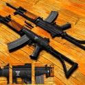 Awesome Guns Wallpaper icon