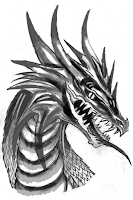 Screenshot of How to Draw Dragon funny