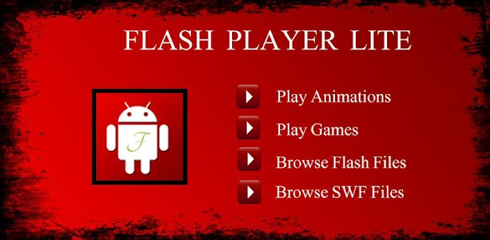 Flash Player Lite SWF Browser
