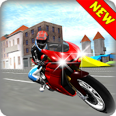 Motorcycle Game 3D