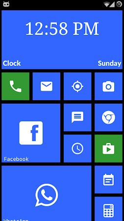 Metro Theme Launcher - WP Look 1.12 screenshot 642099