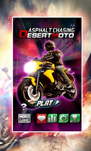 極速摩托:沙漠狂飆