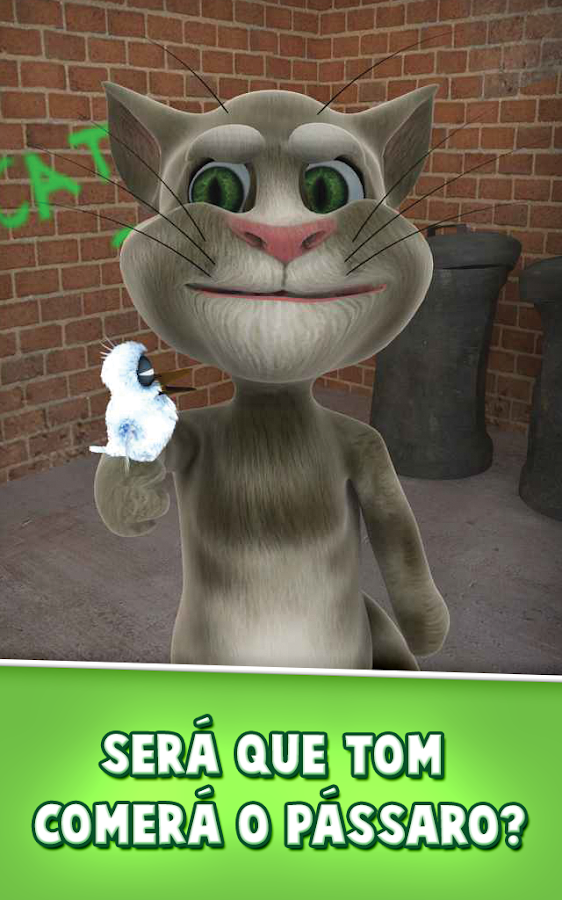 Talking Tom - screenshot