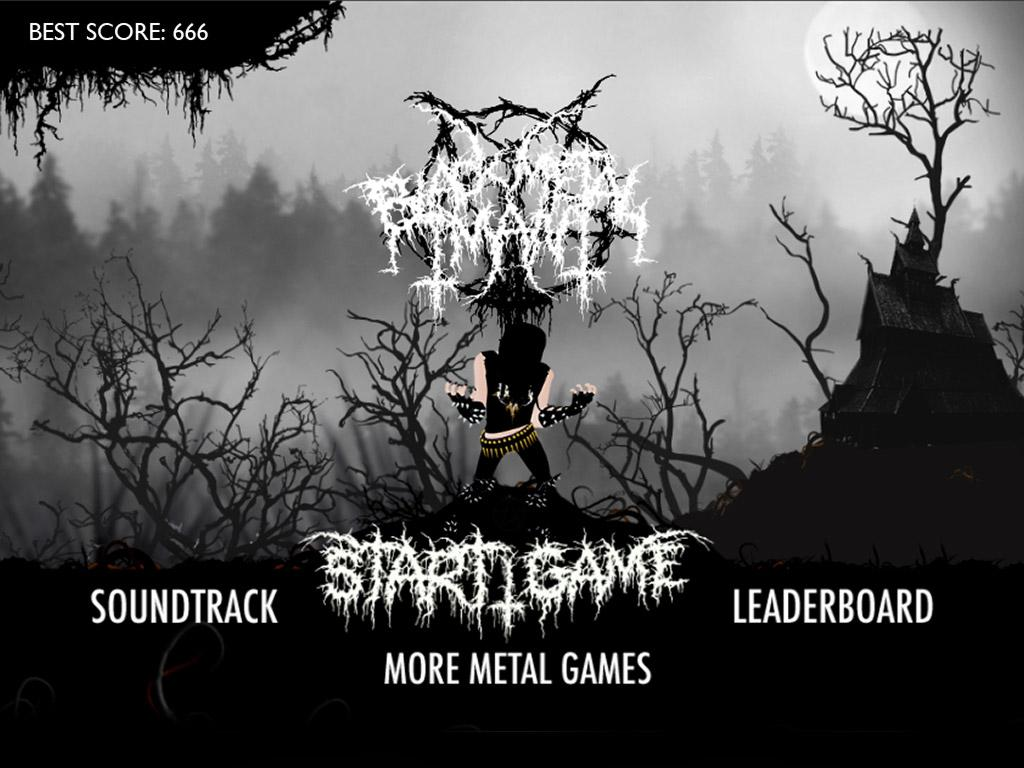 Black Metal Man - screenshot