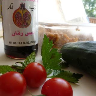 Wheatberry Kisir Recipe