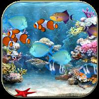 Tropical fishes aquarium 1.9