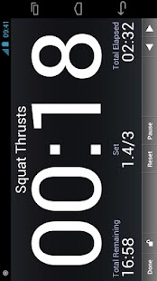Interval Timer - Seconds Pro - screenshot thumbnail