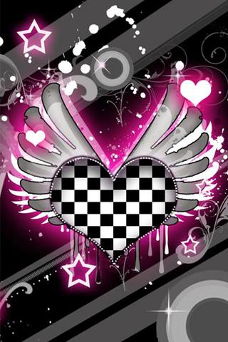 Download Heart Emo Wallpapers Apk Pguaa06 Only In