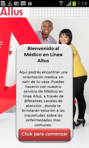 Allus Medico en linea