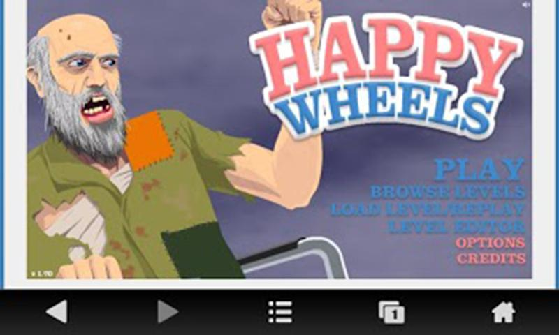 apps like happy wheels