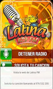 Latina FM - screenshot thumbnail