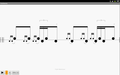 Rudiments by RTF- screenshot thumbnail