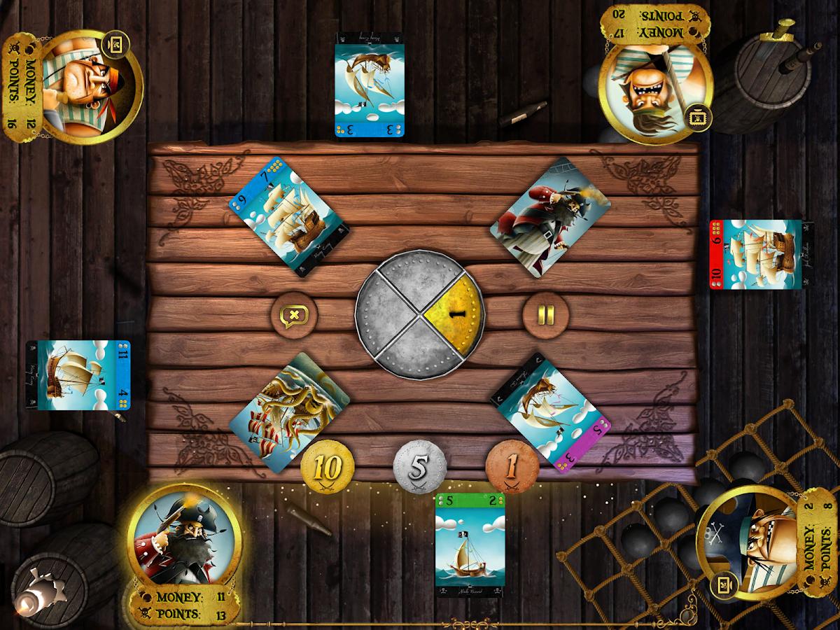 Pirates - The Board Game - screenshot