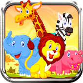 LION FRIENDS WILD GEMS JUNGLE