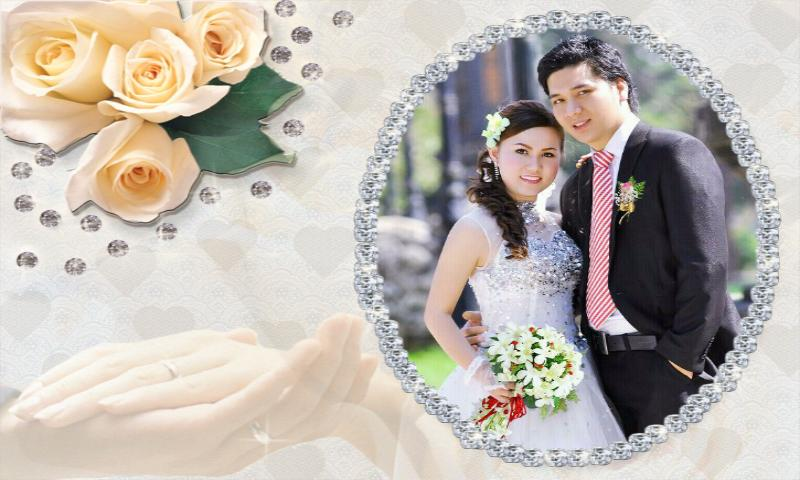 Love & Wedding Photo Frames - screenshot