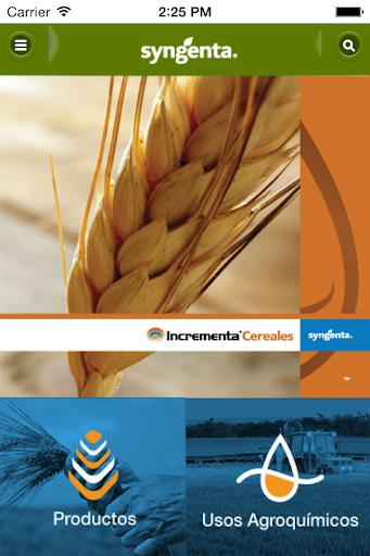 Cereales Syngenta