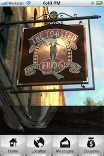 The Toasted Frog - screenshot thumbnail