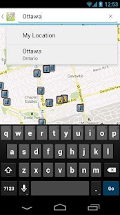 Apartment Rentals in Canada - screenshot thumbnail