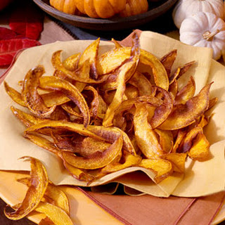 Pumpkin Chips