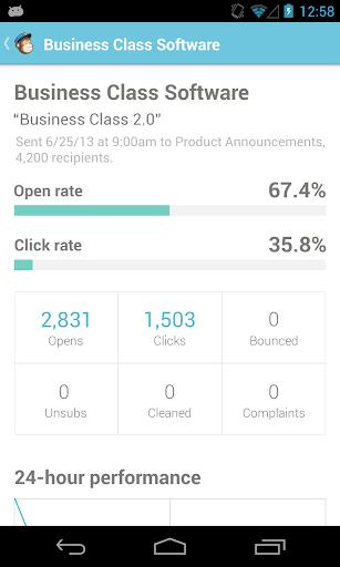 玩免費商業APP|下載MailChimp app不用錢|硬是要APP