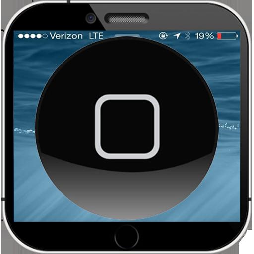 锁屏键 IPhone 工具 App LOGO-硬是要APP