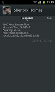 Handy Locator Lite screenshot 2