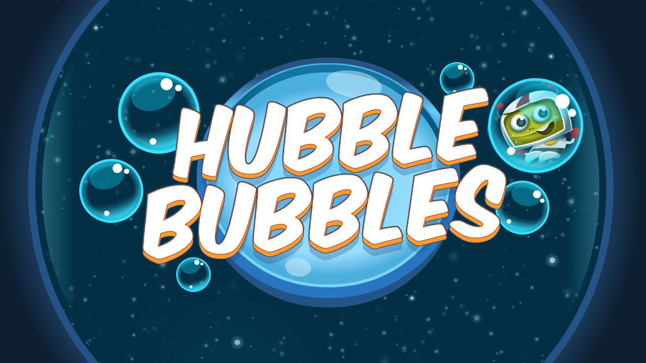 Hubble Bubbles- screenshot