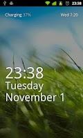 Screenshot of Lock Screen 7