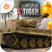 BATTLE KILLER TIGER  3D