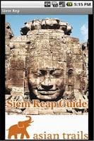 Screenshot of Siem Reap Travel Guide