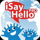ISayHello Communicator Pro icon