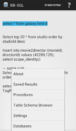 免費工具App|BB-SQL Free|阿達玩APP