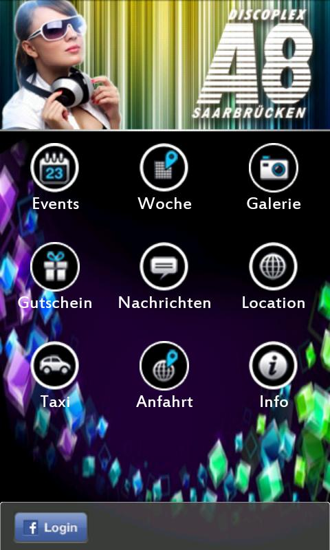 Discoplex A8 Saarbrücken- screenshot