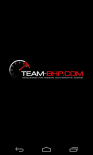 Team Bhp Apps On Google Play