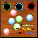 Isolate The Balls In The Holes APK