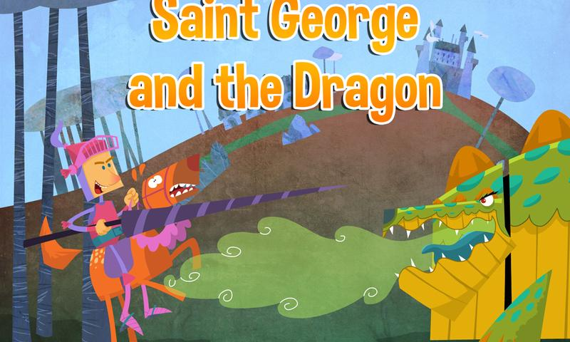 Saint George and the Dragon: captura de pantalla