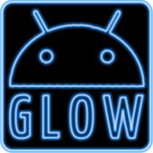 GOContacts- Blue Glow Skin