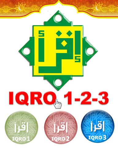 IQRO 1 2 3