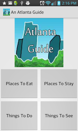 An Atlanta Guide
