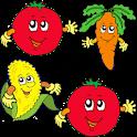 Veggie Fun Memory for Kids logo