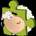 Sheep Heap Jigsaw Puzzle icon