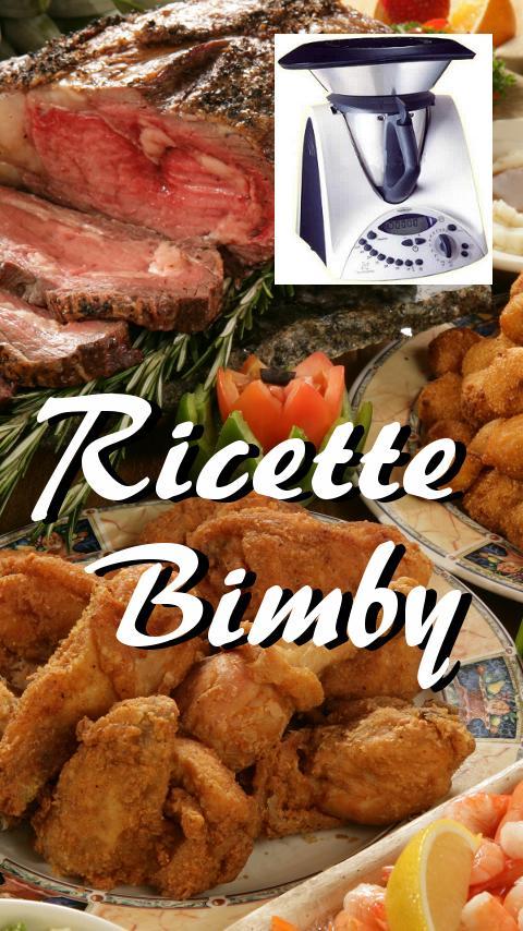 Ricette Bimby - screenshot