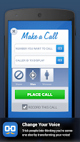 Screenshot of Phone Gangster
