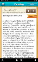 Screenshot of Kidfolio Baby Tracker & Book