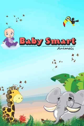 BabySmart Animals - screenshot