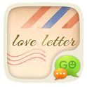 GO SMS PRO LOVELETTER THEME icon