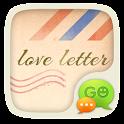 GO SMS PRO LOVELETTER THEME icon