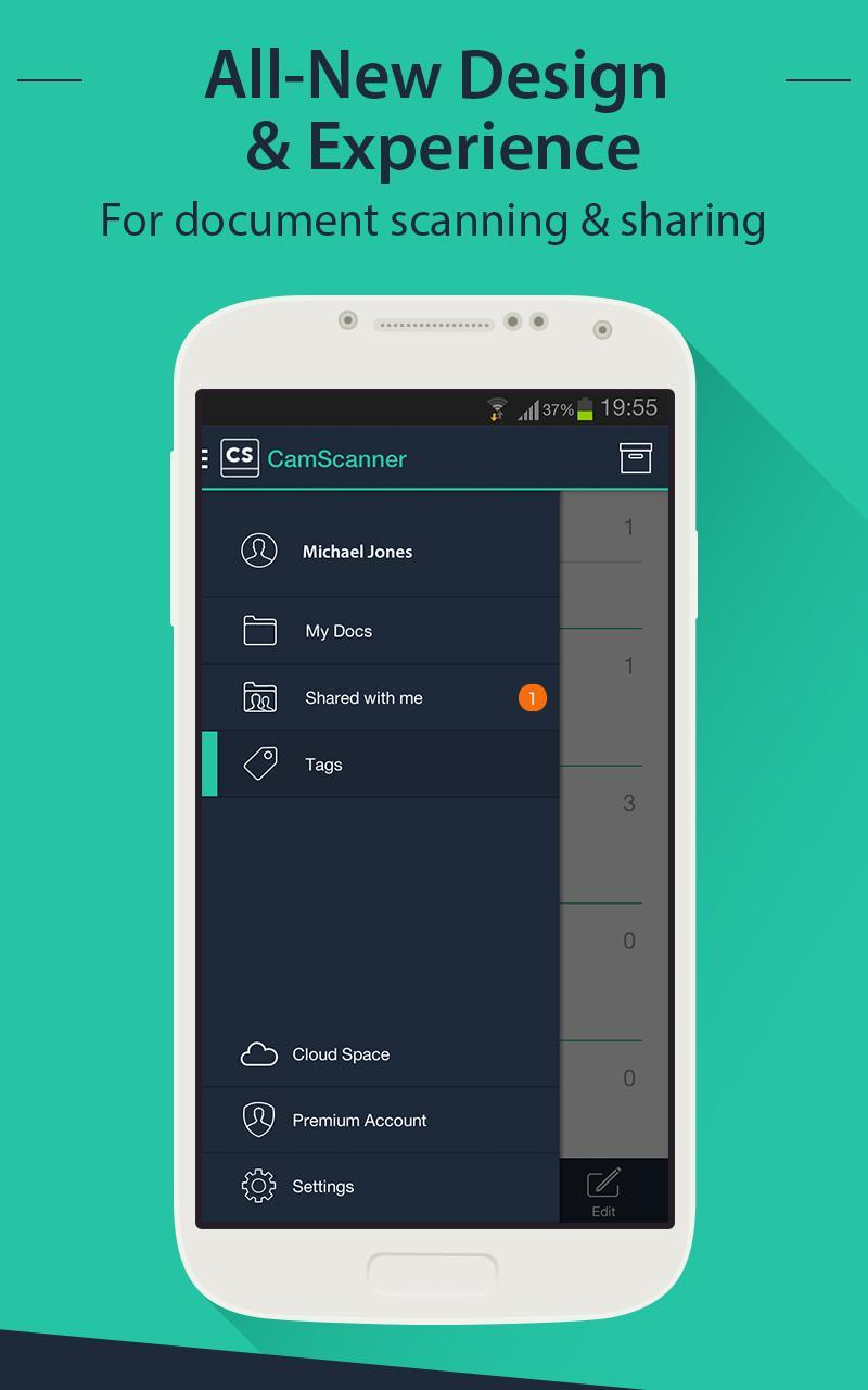 CamScanner (License) screenshot #1